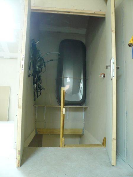 Garage la maison des hippos for Optimiser rangement garage