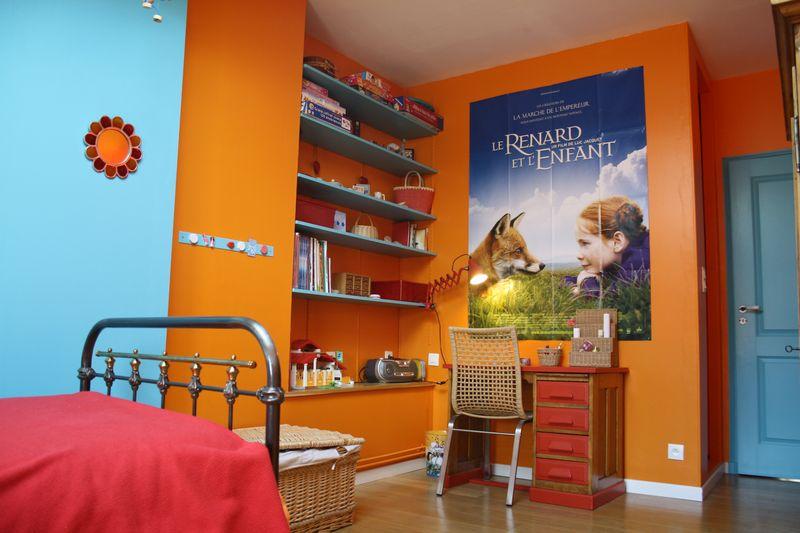 Chambre Turquoise Et Orange - Rellik.us - rellik.us