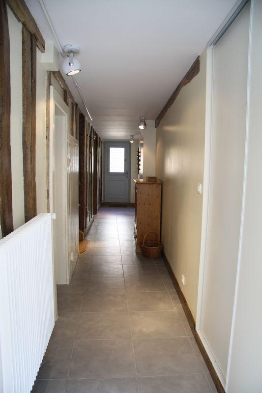 Le couloir interminable est terminé ! (le 16 août 12) dans Travaux rez-de-chaussée vue-de-la-rue