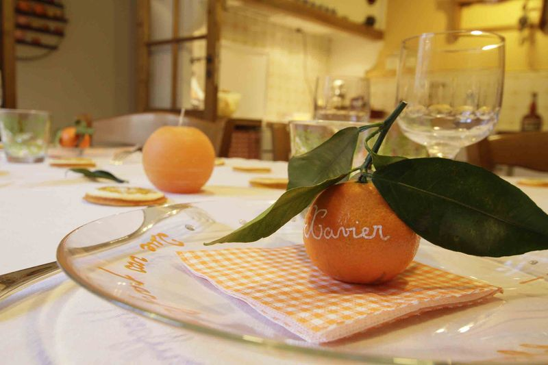 Oie Canard Decoration De Table