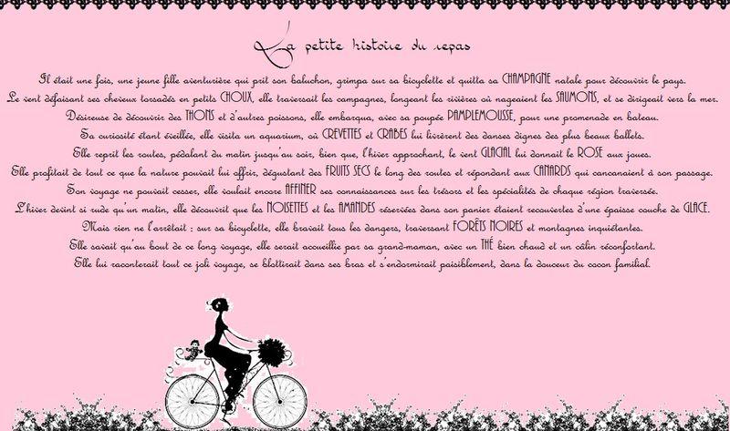 menu contes