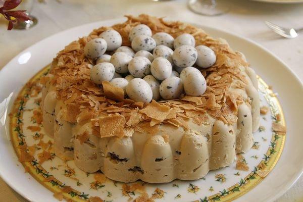 dessert paques