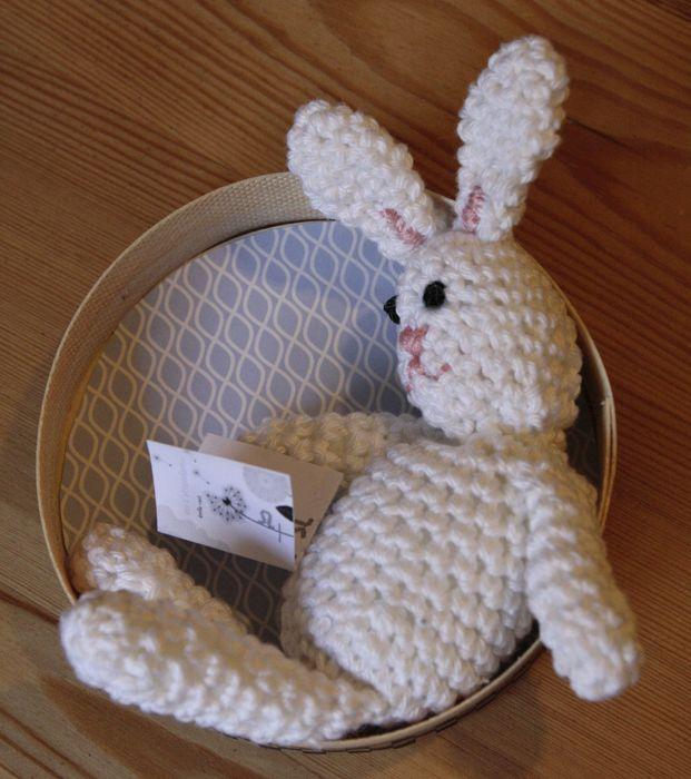 lapin crochet 1