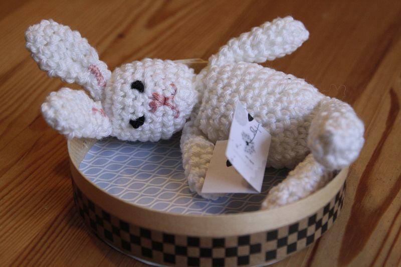 lapin crochet 2