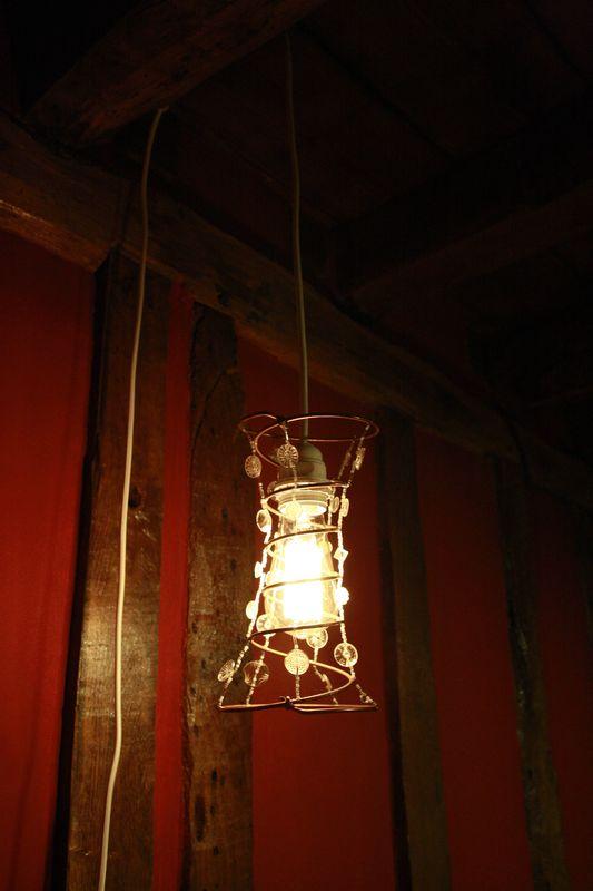 lampe ressort 1