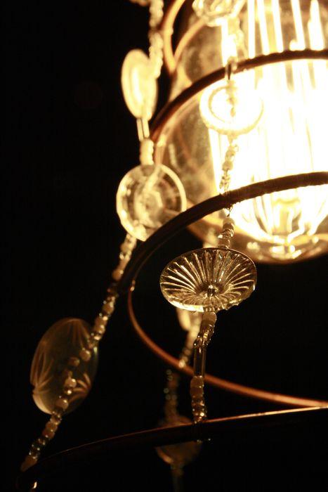 lampe ressort 4