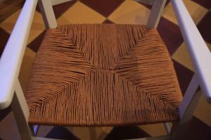 rempaillage chaise 5