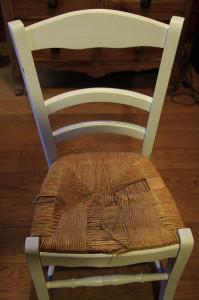 Chaise 1 avant