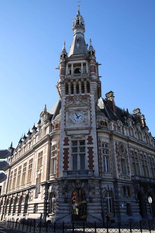 beffroi Tourcoing