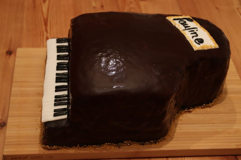 gateau piano 1
