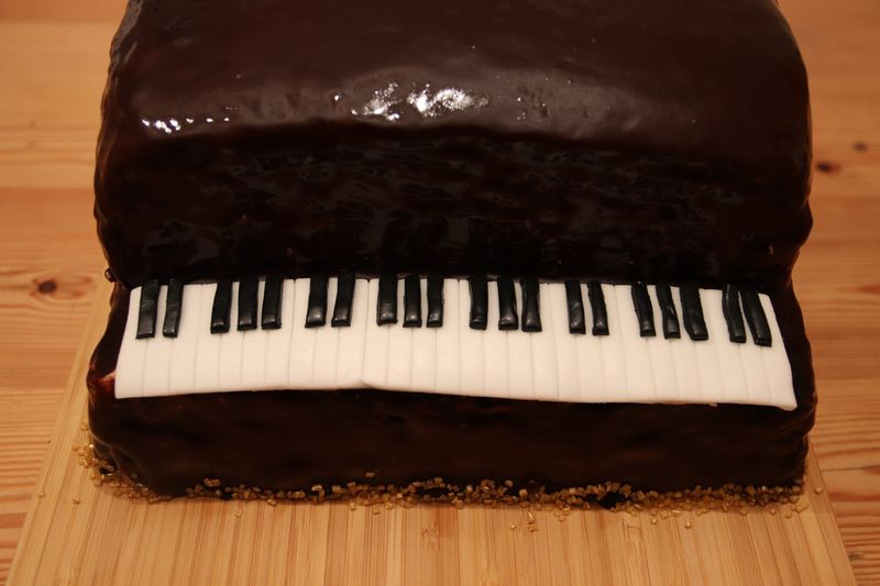 gateau piano 2