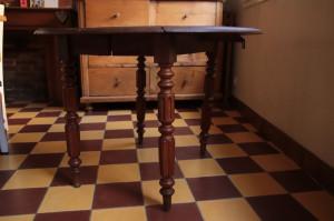 table salon avant 2